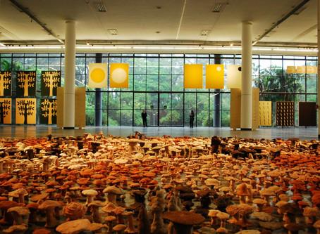Escola Symphony na Feira Parte - Feira de Arte Contemporânea!