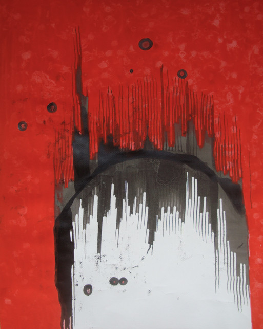 Le dernier poisson 5  | LIV CHANG - Artiste peintre chinois