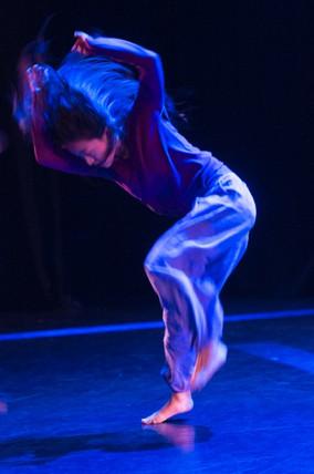 Le fil 1 | LIV CHANG - peinture et danse