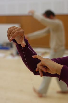 Lab 18h 3 | LIV CHANG - peinture et danse