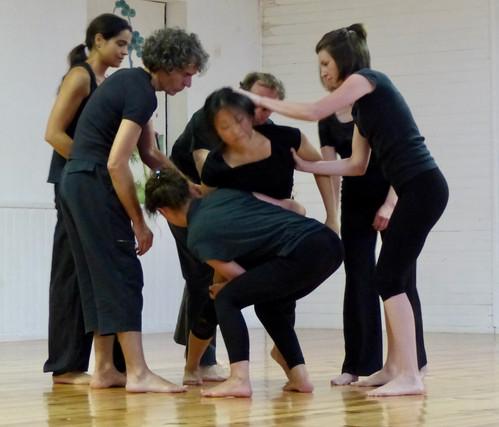Atelier d'impro 1 | LIV CHANG - peinture et danse