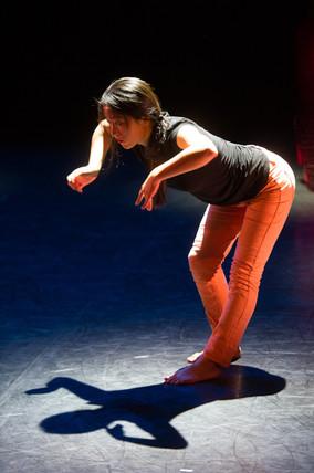 Act II | LIV CHANG - peinture et danse