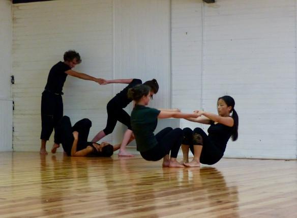 Atelier d'impro 3 | LIV CHANG - peinture et danse