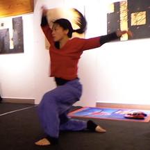 In & out 5 | LIV CHANG - peinture et danse