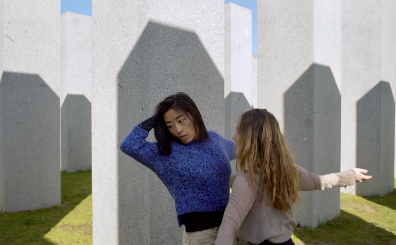 Vrencontre遇见 15   LIV CHANG - peinture et danse