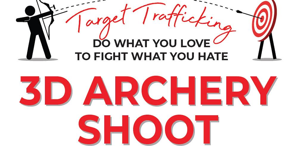 Target Trafficking – 3D Archery Shoot