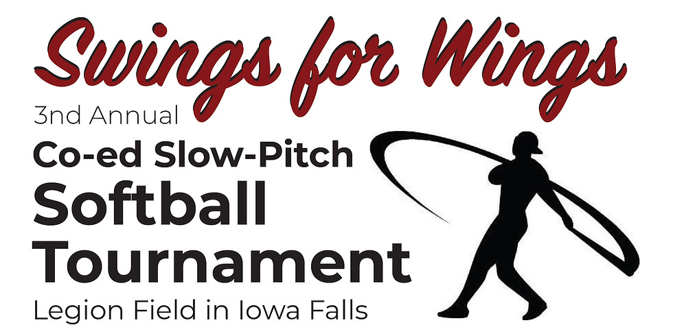Swings for Wings Softball Tournament