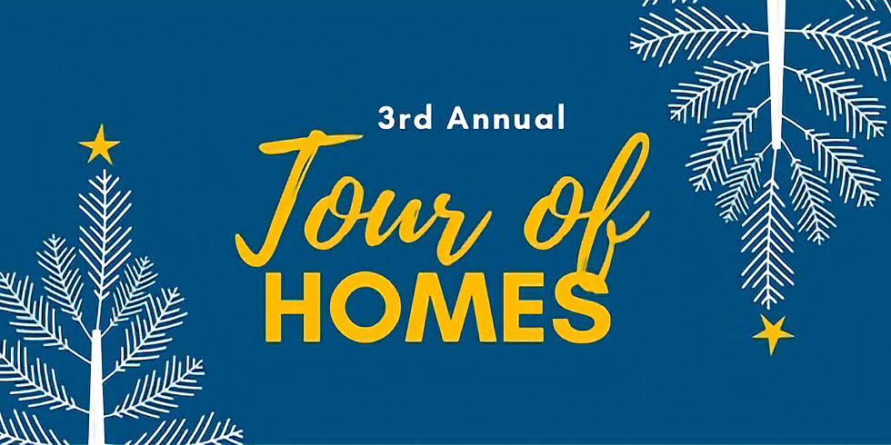 3rd Annual Boone Tour of Homes