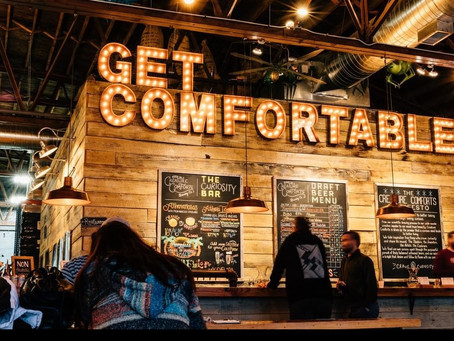 Creature Comforts Supports EADC