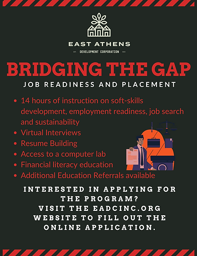 Bridging the Gap Job Placement Flyer.png