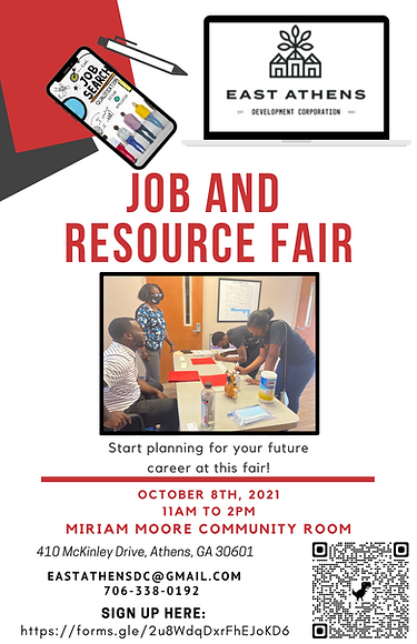 Oct 8 Job Fair Flyer.png