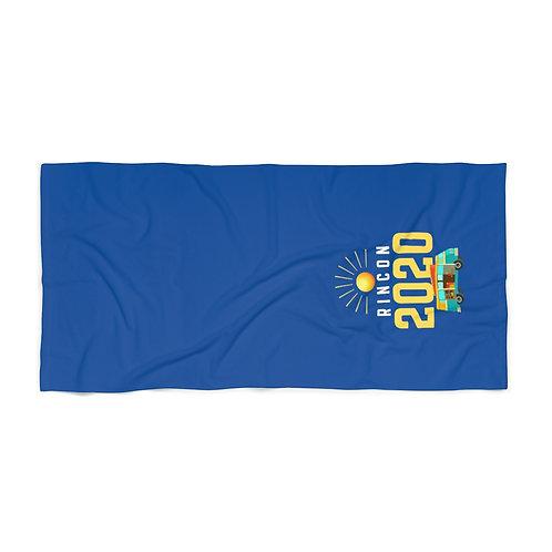 Rincon RV Sunny Beach Towel