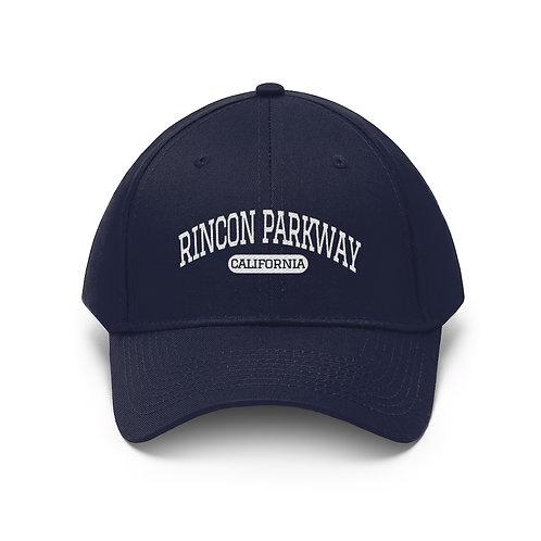 Rincon University Unisex Twill Hat