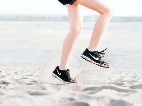 Corrida na areia: melhore a sua performance
