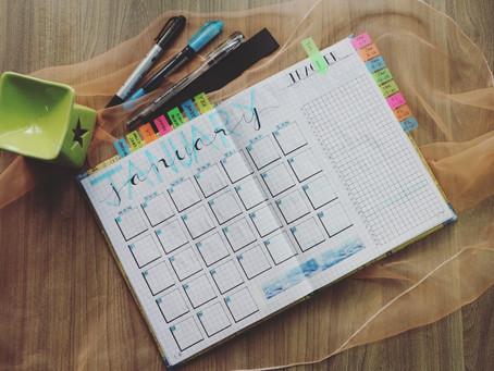Como planejar seu calendário de corridas?