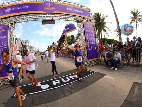 Homens e mulheres quebram recordes da Meia Maratona Internacional de João Pessoa