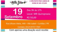 MR Quiropraxia presente no Ajuste Solidário 2020