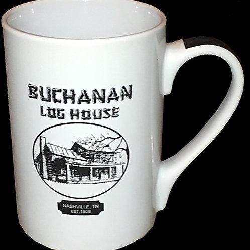 Coffee Mug, Buchanan Log House