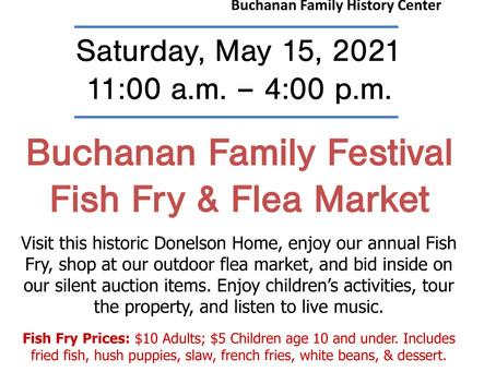 Buchanan Family Festival May 15