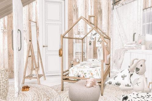 Farmhouse Toddler Room