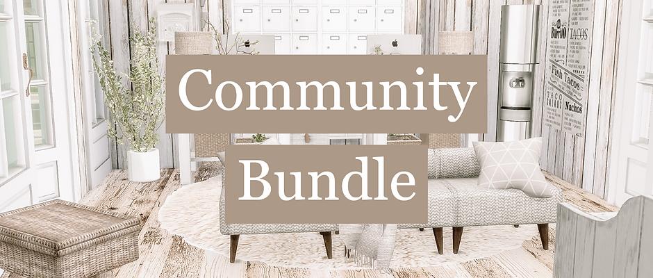 Community Bundle