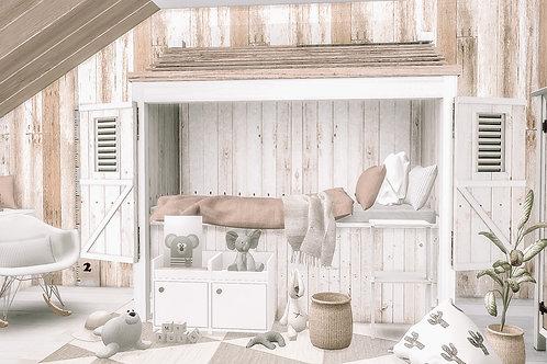 Farmhouse Kidsroom