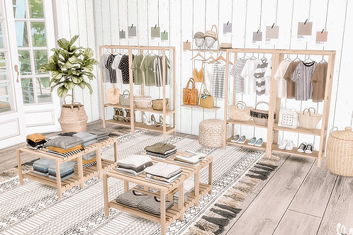 Concept Clothing Store