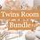 Thumbnail: Twins Kids Room Bundle