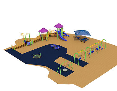 Kendyl & Friends Playground vision