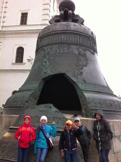 Царь-колокол, г.Москва.