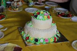 Последний звонок 2014, торт