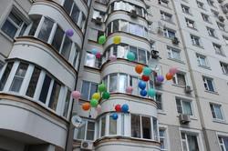Последний звонок 2014, шары
