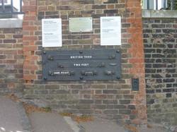 Лондон обсерватория Гринвича меры длины.jpg
