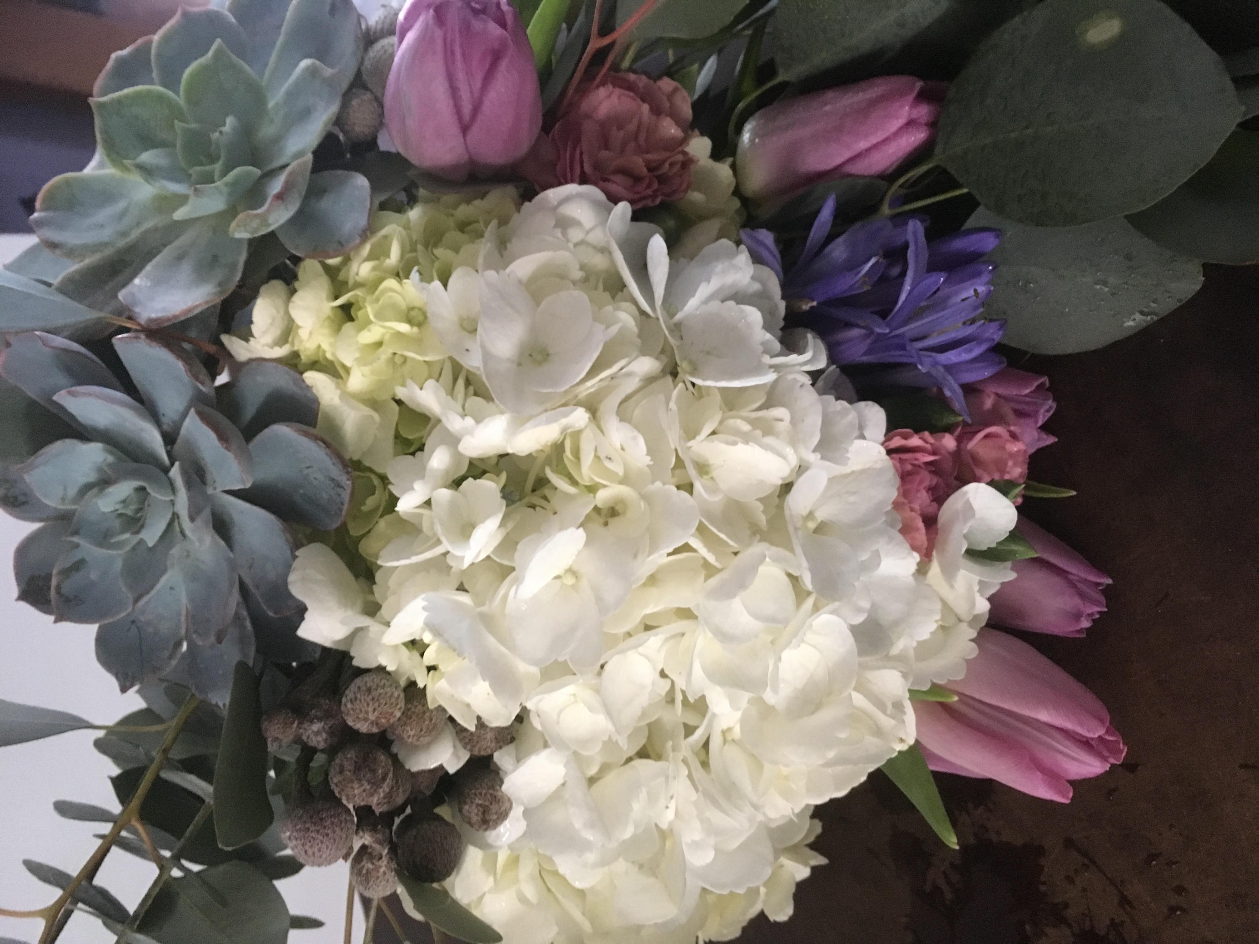 Cameo Bouquet