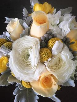 Sunshine in Gray Skies Bouquet