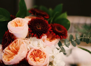 When choosing your wedding flowers, Express Yourself!