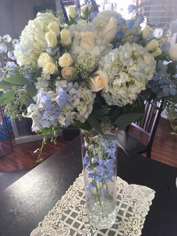 Ceremony Arrangement-Blue Skies