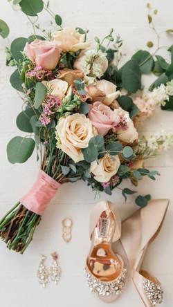 Faith Bridal Bouquet!