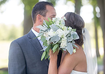 Minty Green Bouquet, Dusty Miller Bouquet, Foliage Bouquet