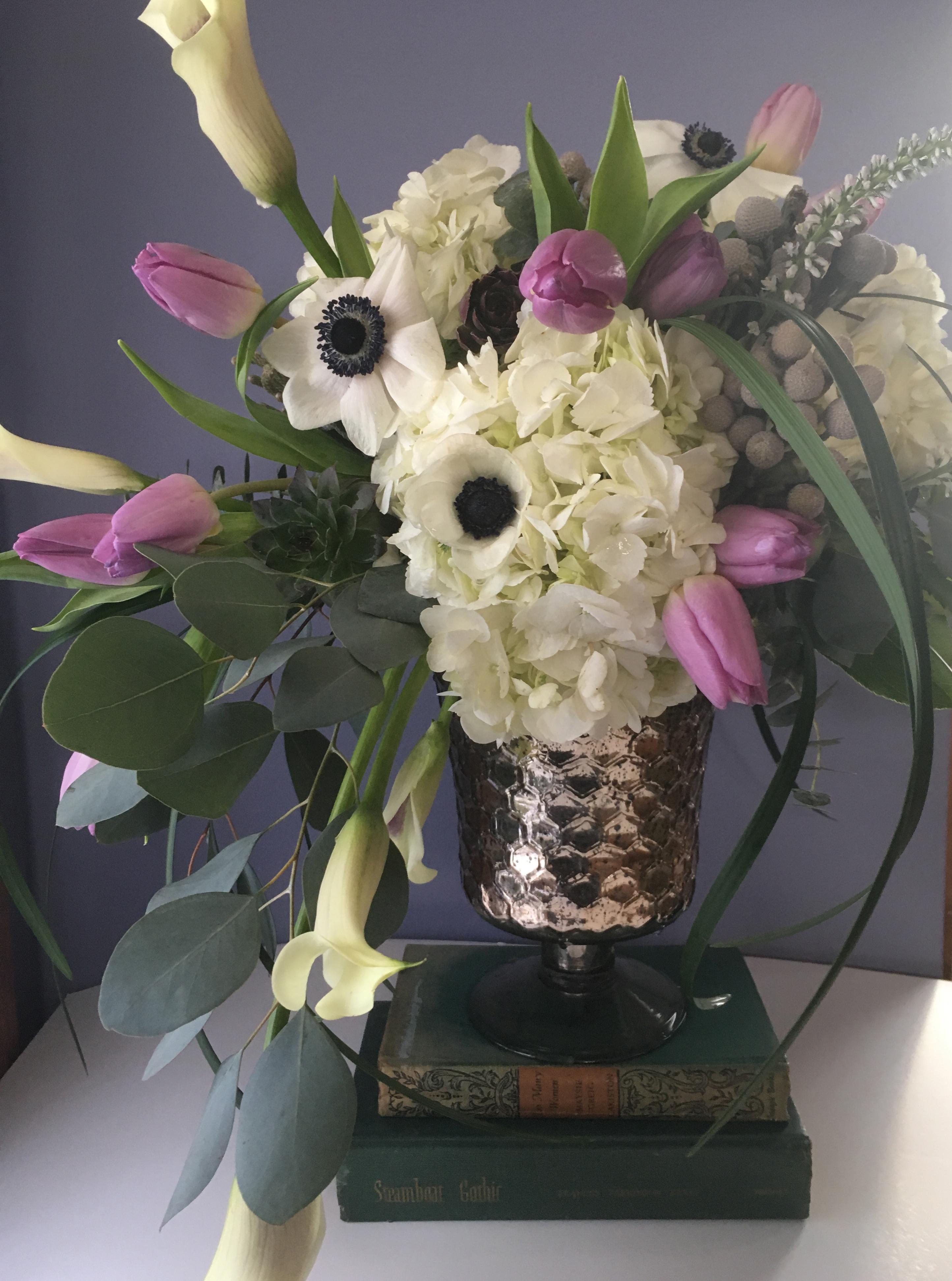 Ceremonial Flower Arrangement