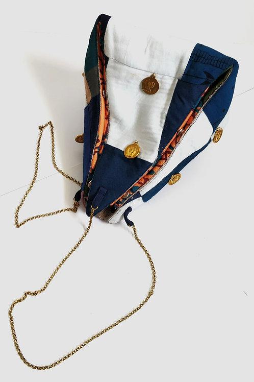 Ameena Pyramid Bag