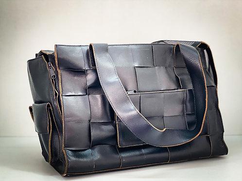 Vintage Doctor Bag -Black Julie