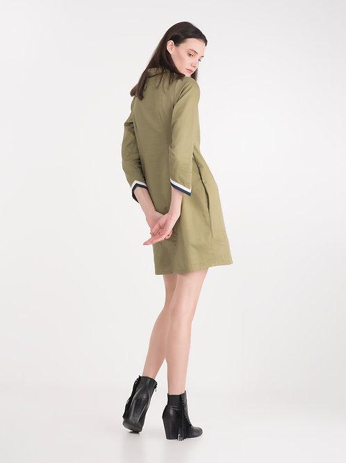 Rifle Shirt Dress