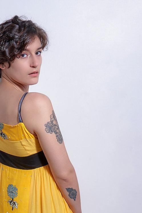 Lozenge Dress I