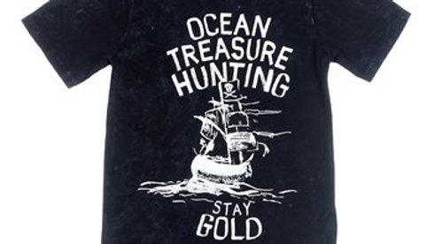 T-SHIRT OCEAN - TREASURE HUNTER
