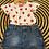 Thumbnail: T-shirt AOP - Tutti Frutti Artikelcode : 91700297 Kleur: Wit
