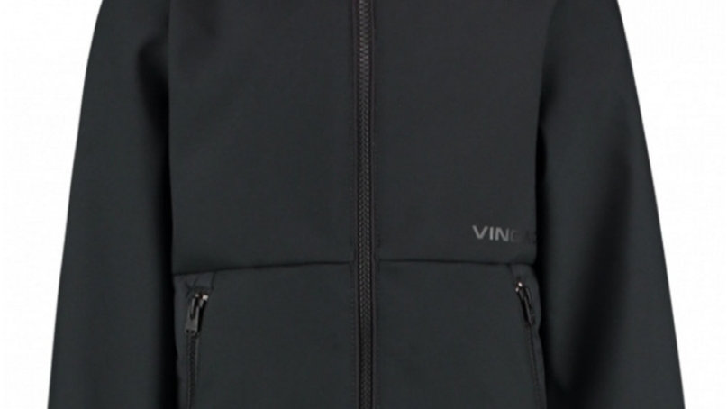 Vingino Hoody Jack Tesano in Deep Black