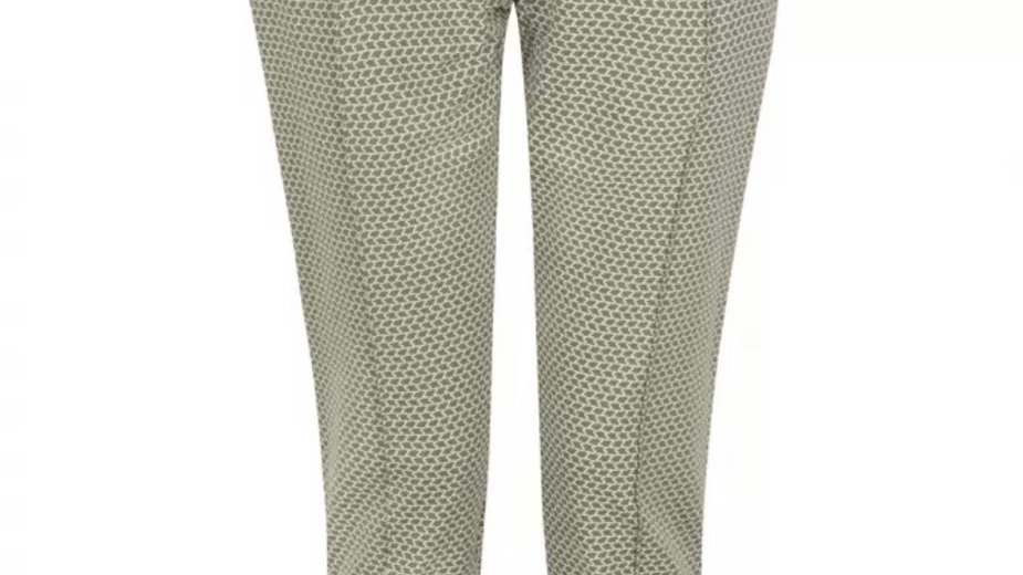 Zoso - Denise printed sporty trouser