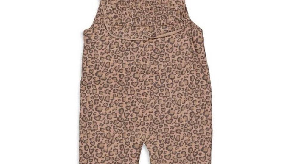 Feetje Feetje - Tuinbroek Zand - Panther Cutie