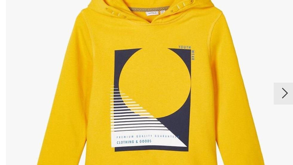 Name It bedrukt hoodie/sweatshirt